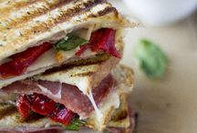 Sandwiches / by Mary Thompson