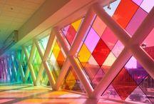 The rainbow room