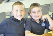 First Week of School 2015-16 / Happy Faces at SJNRA