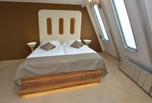 Accommodation in hotel Jested
