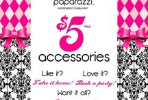 Glitter and Glam Paparazzi Accessories / by Janice Hamilton