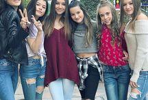 Chicken Girls- Girl gang