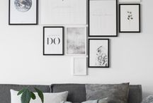 wall college frames