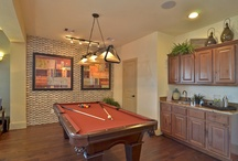 Family/Game Rooms / by Karen Cerqua