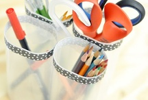Recycled Containers / by Cindy Brock