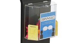 Ballot box and display