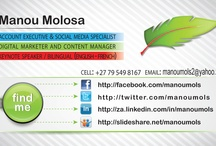 Business Card Social Media