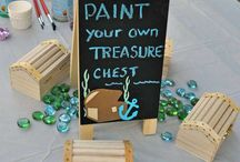 Pirate Themed Crafts