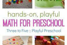 Counting with 4 - 5 year olds