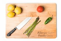 Food Allergy Products / Products to help prevent cross-contact from allergens