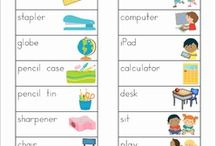 sight words/ word wall