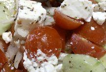 Salate / Insalate Greche