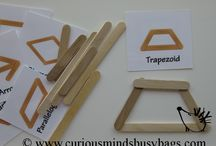 Montessori - Geometry
