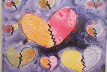 """""""Art From The Heart"""" / by Veronica Valdez"""