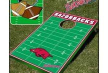 Tailgate Essentials / Make sure your tailgate has the most Razorback Spirit!  / by Arkansas Razorbacks