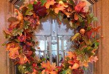 Thanksgiving decorating