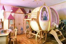 Interior Design - Theme Bedrooms / Theme bedroom ideas for kids bedrooms and adult bedrooms too.