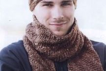 Crochet patterns / Mens