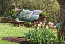 Trädgård / Något fint