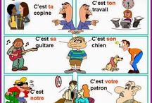 grammaire français