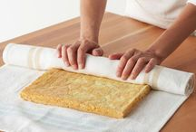 how to make cake rolls