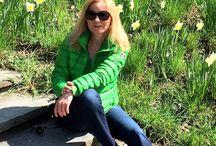 My greenery fashion