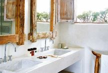 Bathrooms / Ideas and inspirations for my future dream house ^_^