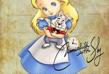 Alice In Wonderland / by Samantha Mostek