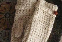 Crochet Mittens & Gloves