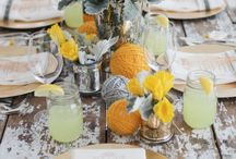 Yellow Wedding Ideas / by MODwedding