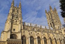Canterbury / Dominated by the spectacular cathedral, the lively medieval streets of Canterbury offer great shopping and eating. http://www.secretearth.com/destinations/215-canterbury