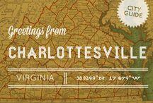 Travel - Charlottesville, VA