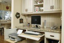Kitchen Desk Areas