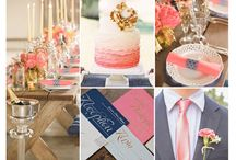 Wedding Colour Schemes / Various colour scheme inspirations as per season, colors, themes, and trends