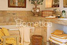 Provençal Fabrics and Interiors