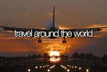Bucket list! / Things I want to and will do in my life time!