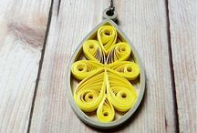 Quilled Juwelry