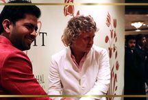 Rohit Bal's Love for Ivory
