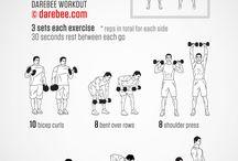 back n biceps