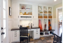 My Home Renovation Ideas / New home office, new laundry room/mudroom, new kitchen