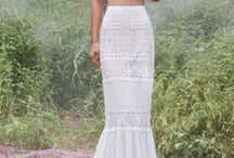 Wedding Dresses - 2 Piece