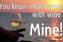 wine is mine
