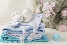 Lavar roupa bebê