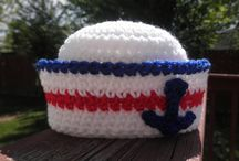 Nautical Baby Stuff / by Angelic Too