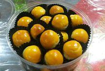 pineapple tart/ nastar