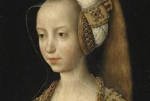 medieval portraits