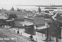 Historical San Diego / This is a Throwback Board to San Diego's early beginnings sharing some of its first stages of development, it's history and glorious accomplishments that have created it into the beautiful and wonderful city it is today!