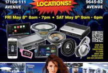 CAR AUDIO GONE WILD / A 2 Day sale event that happens 1 time a year here at our store!!
