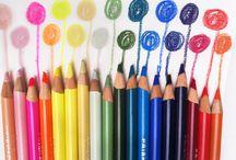Prisma Color Pencil Passion / by Ingrid Ann