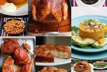 Día de Acción de Gracias / ¿Aún no sabes qué preparar para la cena del Día de Acción de Gracias? Aquí te recomendamos algunos platos.